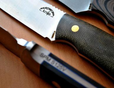 гравировка на ножах фото
