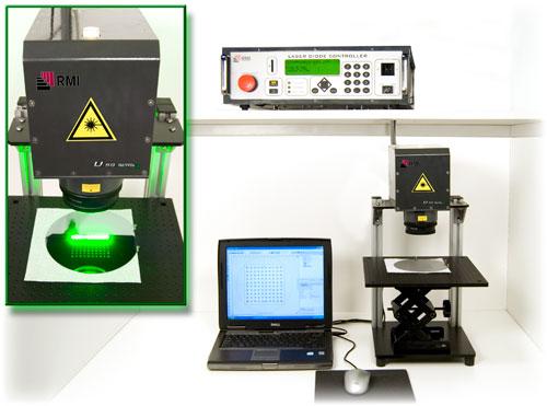 Компактный зеленый лазер Ug Продажа сервисное