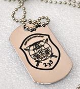 Военные жетоны