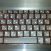 lenovо 1 гравировка клавиатур