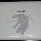 рисунок на ноутбуке дракон