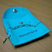 гравировка браслет тифани 001